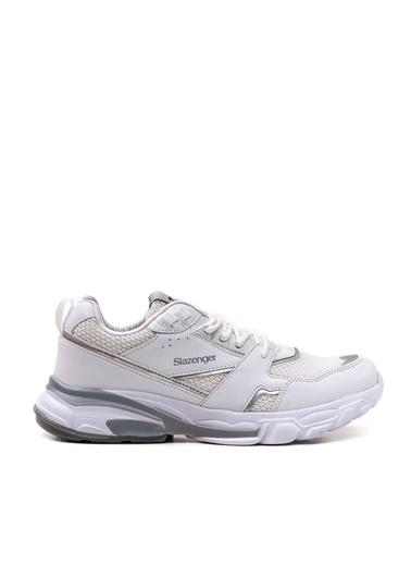 Slazenger Team Erkek Koşu Ayakkabısı Beyaz